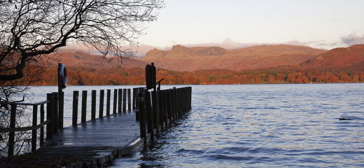 The Lake District: Windermere - © MarilynJane