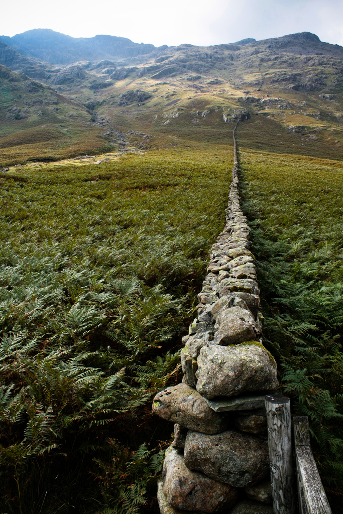 The Lake District: © llamnudds