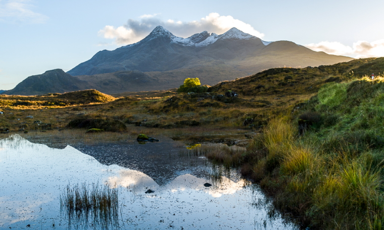 United Kingdom Scotland Isles Skye, Glen Sligachan, , Walkopedia
