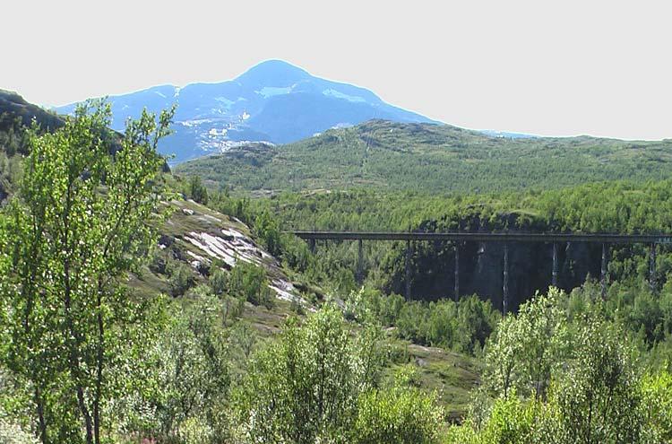 Norway Lofoten/Narvik Area, Rallarveien, , Walkopedia