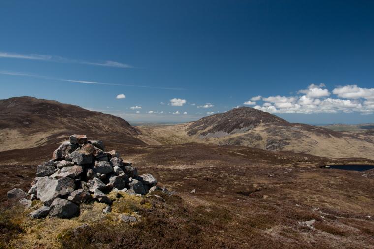 United Kingdom Scotland Isles Skye, Eastern Red Cuillin Circuit, Beinn na Caillich, Walkopedia