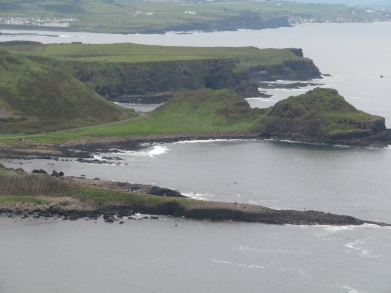 Ballintory to Giants Causeway: © William Mackesy