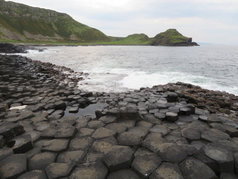 Causeway Coast Way: Giants Causeway - © William Mackesy