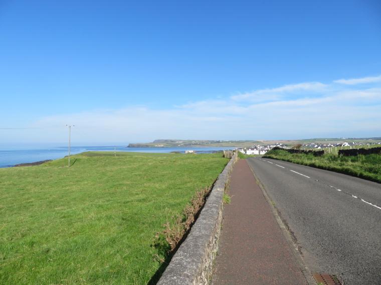 United Kingdom Northern Ireland Causeway Coast, Causeway Coast Way, To Portballintrae, Walkopedia
