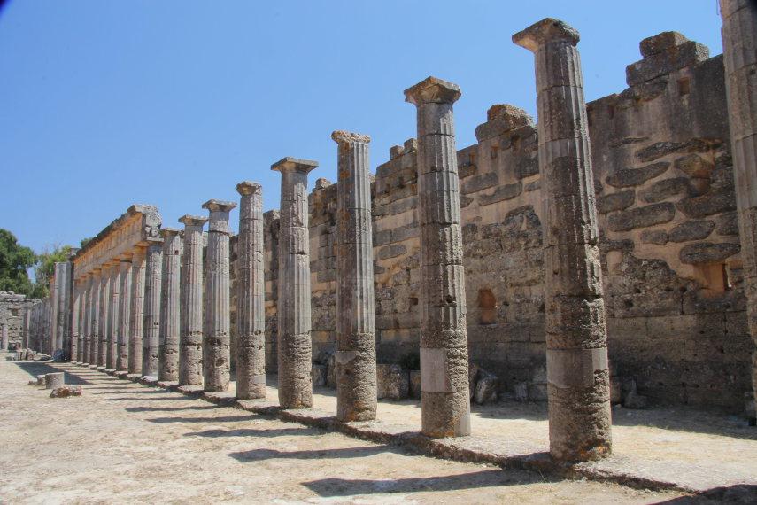 Libya, Cyrene, , Walkopedia