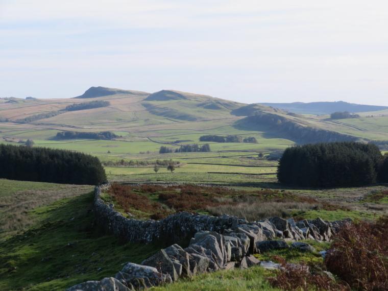 United Kingdom England Hadrian's Wall, Cawfields to Birdoswald, , Walkopedia