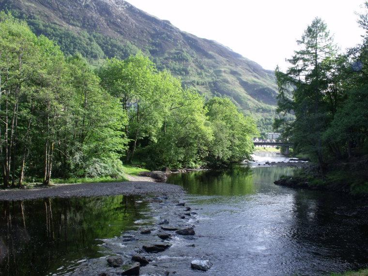 United Kingdom Scotland SW Highlands, Kinlochleven to Fort William, , Walkopedia