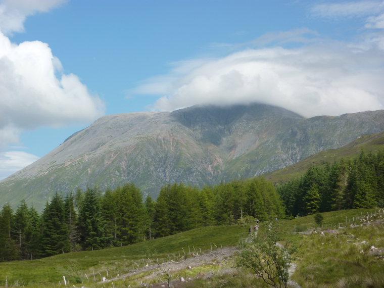 United Kingdom Scotland SW Highlands, Kinlochleven to Fort William, Ben Nevis, Walkopedia