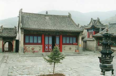 China, Wu Tai Shan, Wu Tai Shan - , Walkopedia
