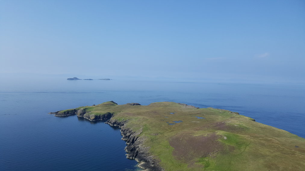 United Kingdom Scotland Isles Skye, Isle of Skye, Rubha Hunish, Walkopedia