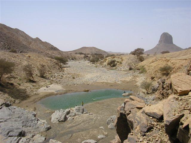 Algeria South, Hoggar Mountains, around Tamenrasset, Walkopedia