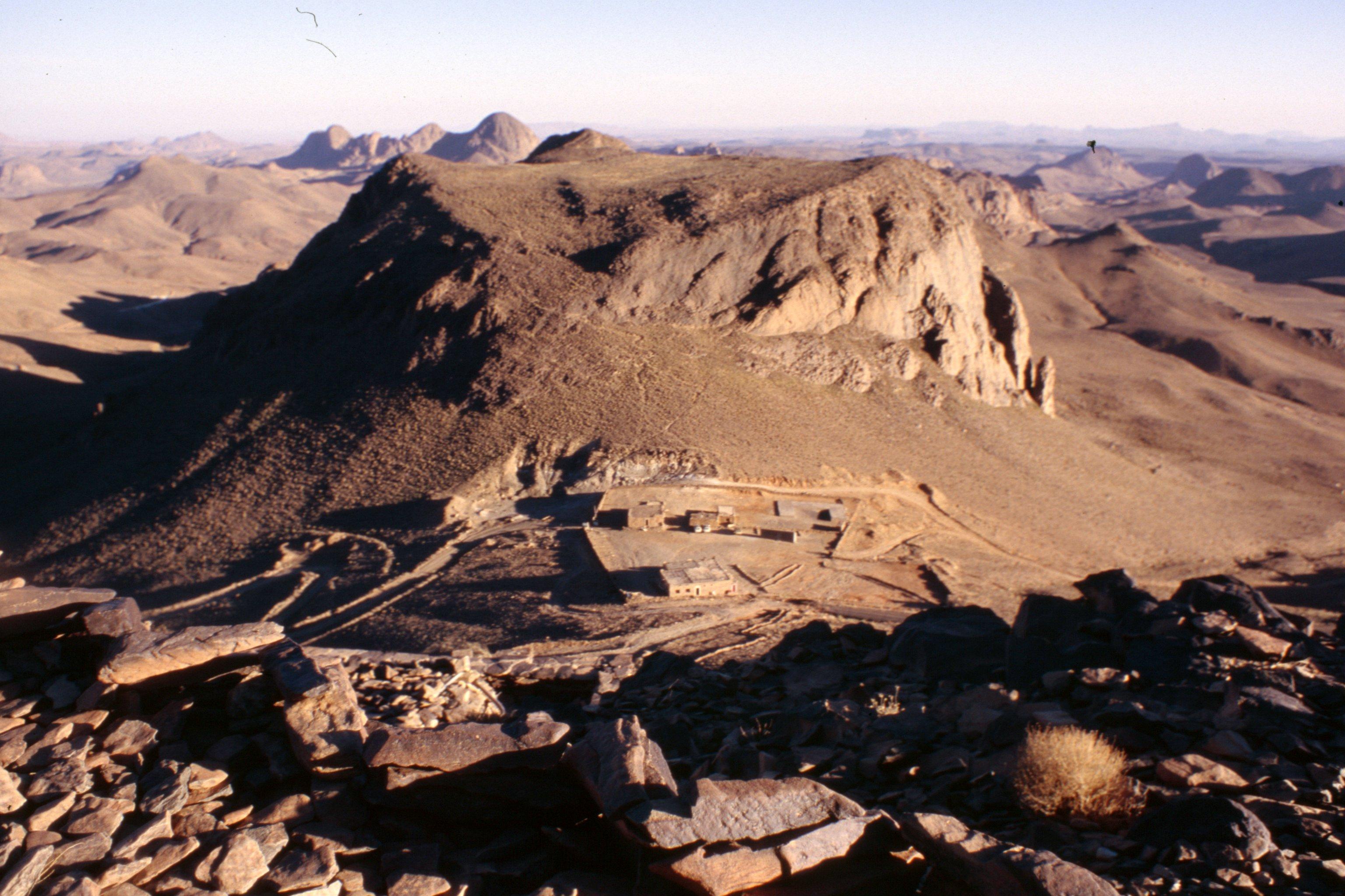 Algeria South, Hoggar Mountains, , Walkopedia