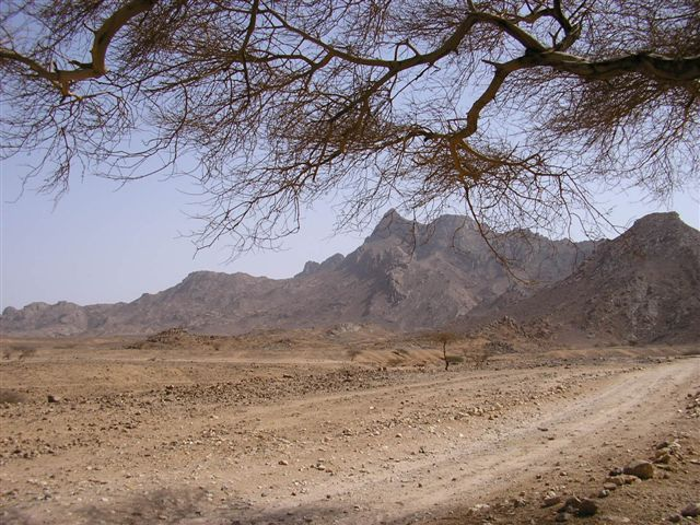 Algeria South, Hoggar Mountains, Tamenrasset, Walkopedia
