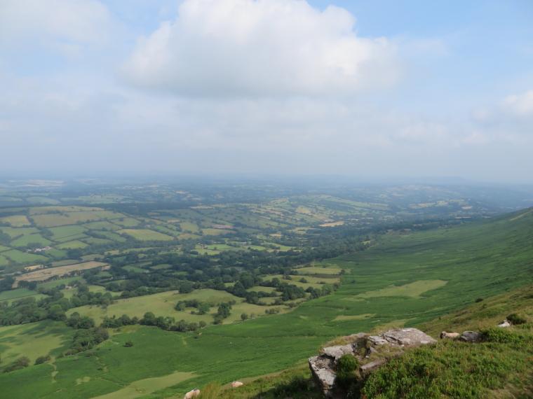 United Kingdom Wales Black Mountains, Black Hill Ridge, , Walkopedia