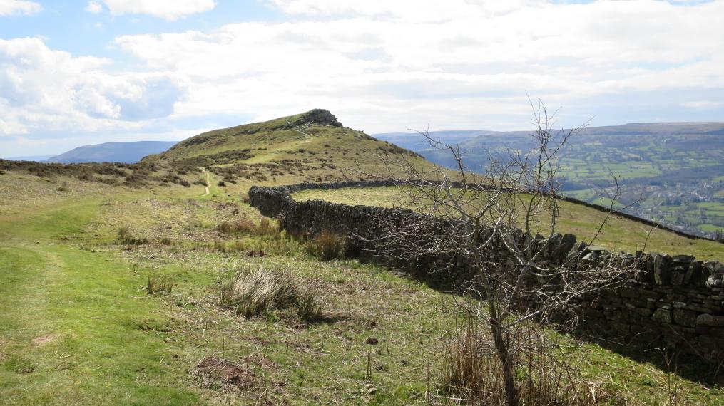 United Kingdom Wales Black Mountains, Crug Hywel, Crug Hywel Hill Fort, Walkopedia