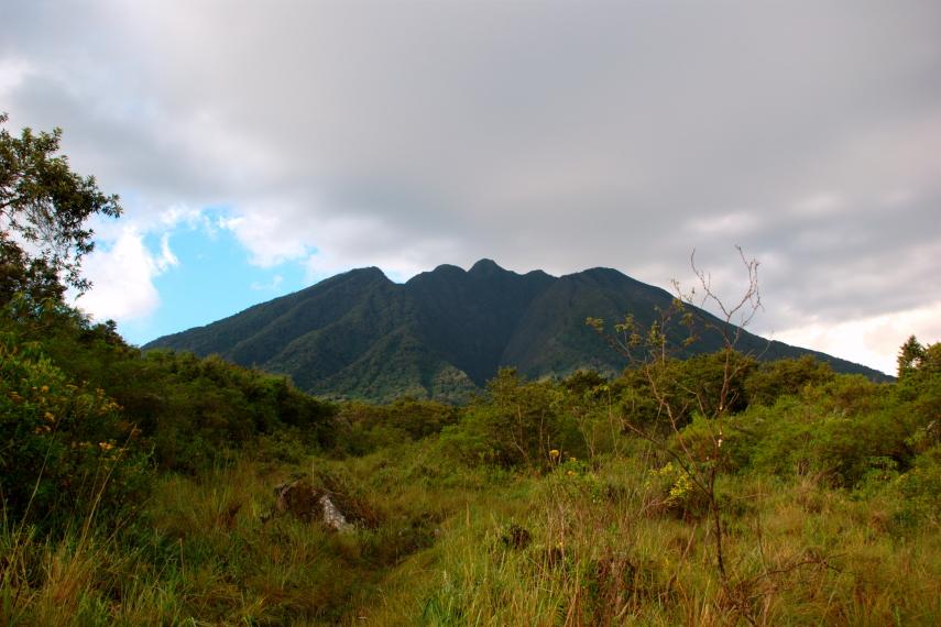 Rwanda, Virunga Mountains, Mount Sabinyo, Walkopedia