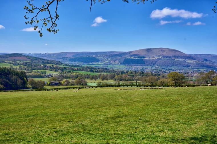 United Kingdom Wales Black Mountains, Skirrid Fawr, , Walkopedia