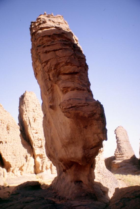 Algeria, Tassili N Ajjer, , Walkopedia