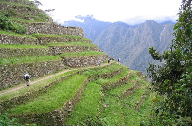 Along the Inca Trail to Machu Picchu - Lee Coursey