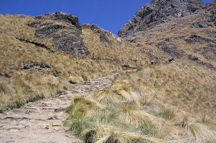Inca Trail - © From Flickr user Phillie Casablanca
