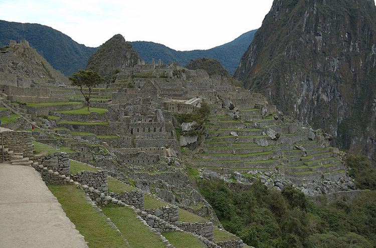 Machu Picchu - © From Flickr user _e.t