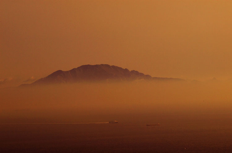Rif Mountains - © By Flickr user DK_Preston