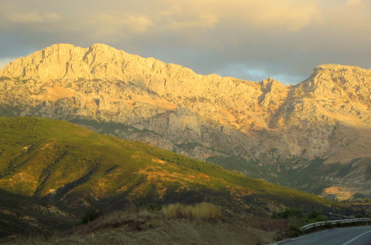Rif Mountains - © By Flickr user Tine72