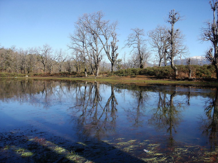 Lake_in_Bab_Taza - © wiki user Mustapha Bassouth