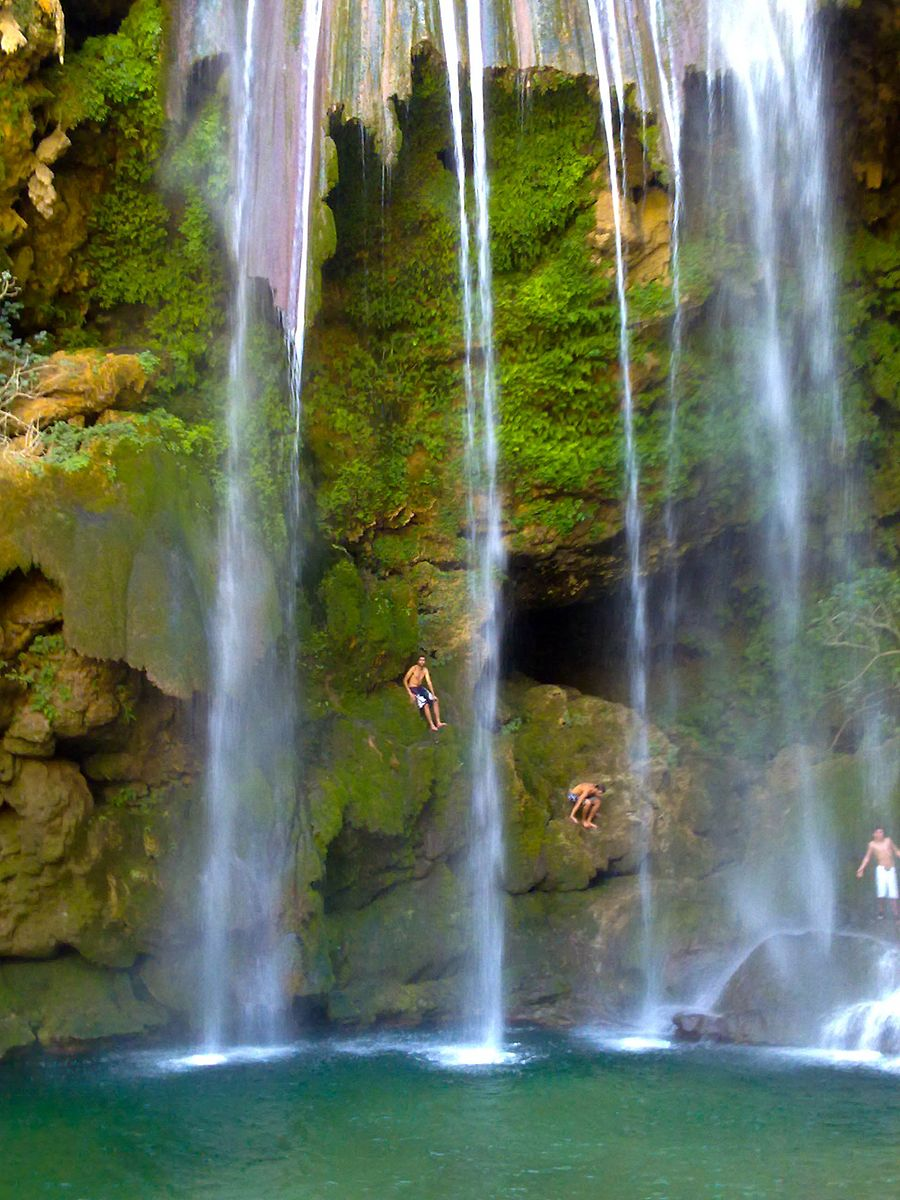 Rif Mountains: National park Talassemtane - © wiki user Jodal Rachid