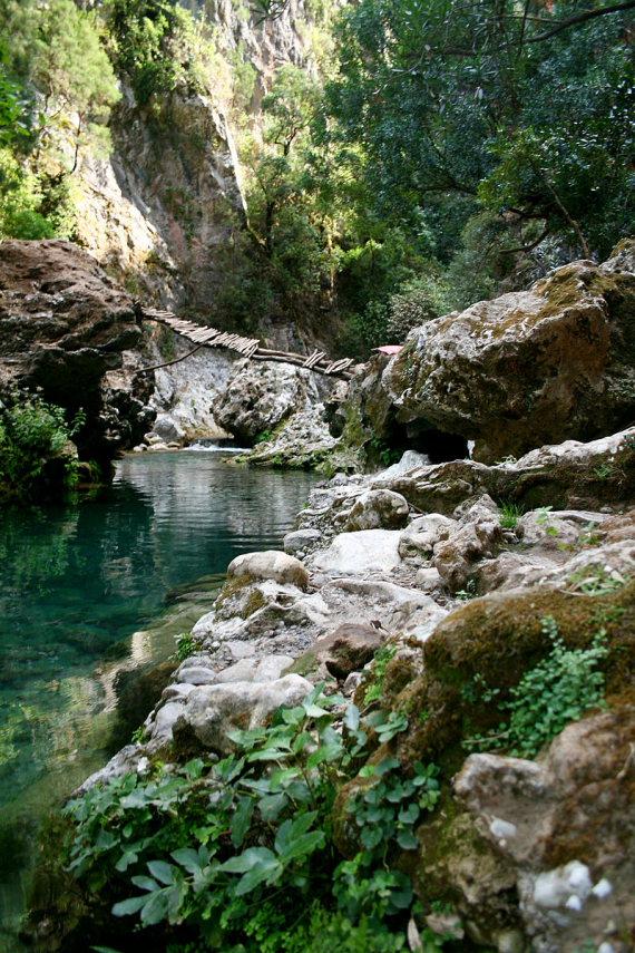 Rif Mountains: Talassemtane_National_Park - © wiki user Walter Rodriguez