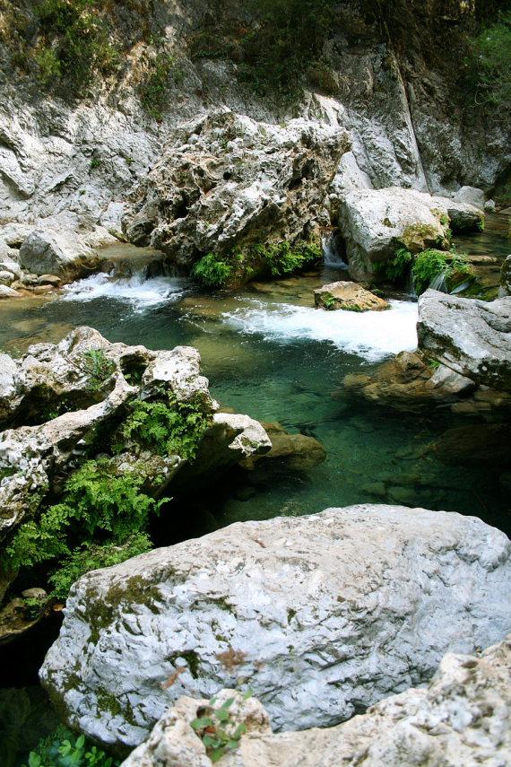 Rif Mountains: Talassemtane_National_Park 1 - © wiki user Walter Rodriguez