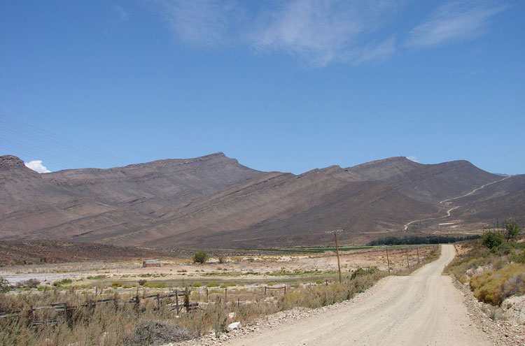 Cederberg Views - © By Flickr user MauritsV