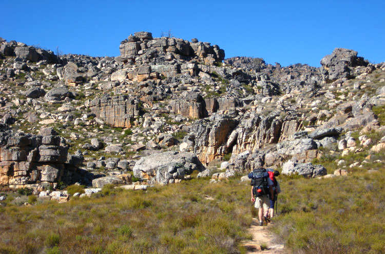 Cederberg Rocks - ©By Flickr user WireLizard