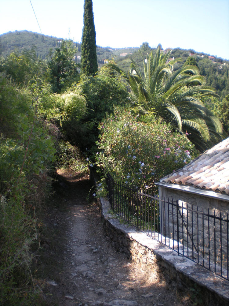 Corfu Trail: Corfu Trail - © By Flickr user Katsommers