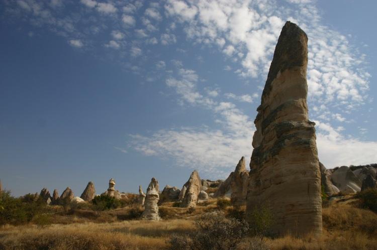 Cappadocia: © William Mackesy