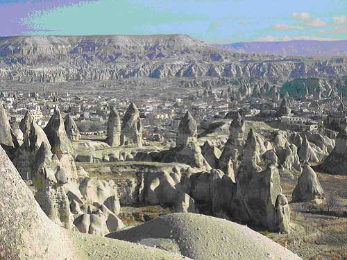 Cappadocia: © By Flickr user gloria_euyoque