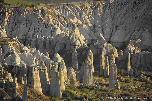 Cappadocia: © By Flickr user mekiaries