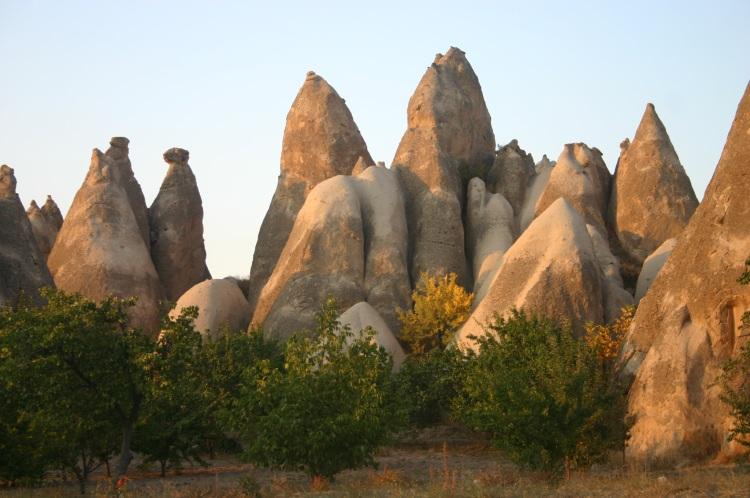 Turkey Central Anatolia Cappadocia, Cappadocia, , Walkopedia