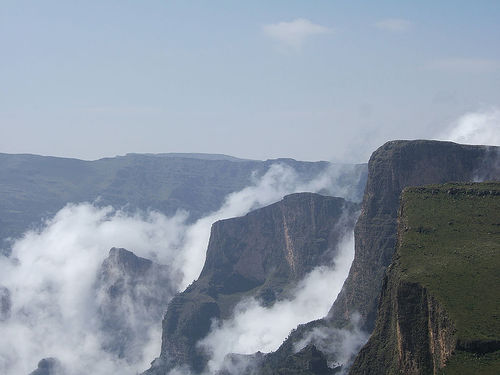 Simien Mountains -  - © Flickr user Giustino