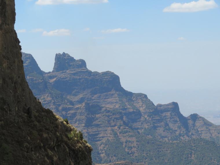Ethiopia Simien Mts, Simien Mountains, Geech to Chenek , Walkopedia