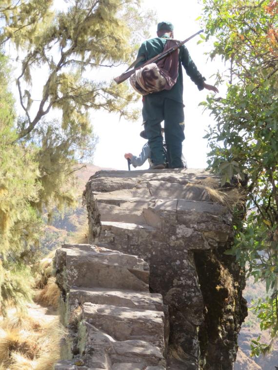 Simien Mountains: