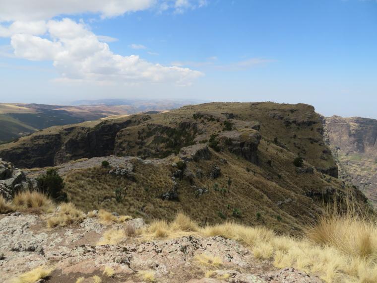 Simien Mountains: Imet Gogo walk - © William Mackesy