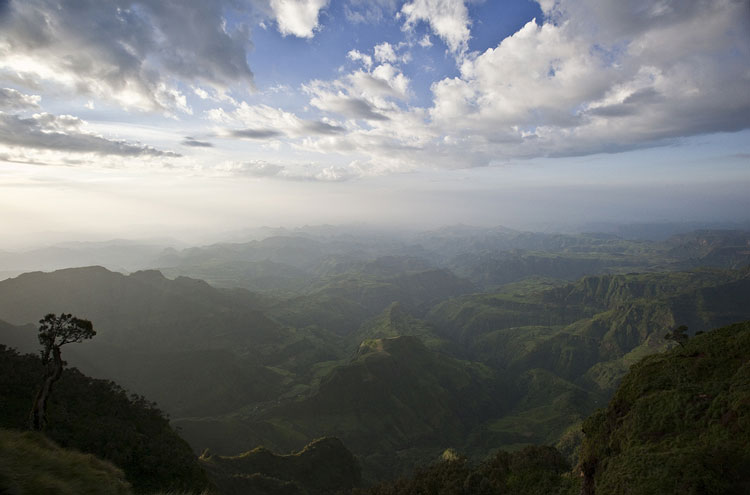 Simien Mountains - © From Flickr user Hulivili