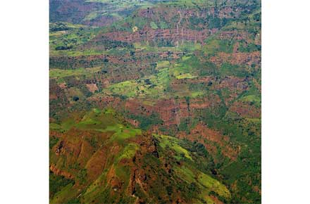 "Simien Mountains -  - © Flickr user Martino""s Doodles"