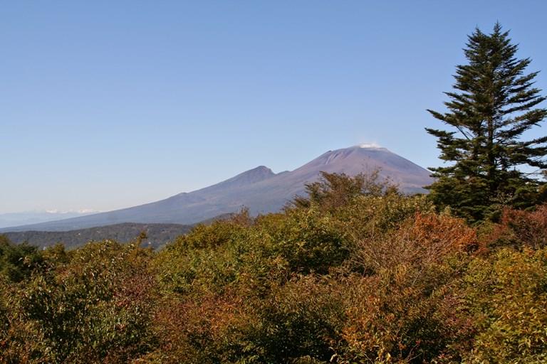 Karuizawa, Mt. Asama - © Walk Japan