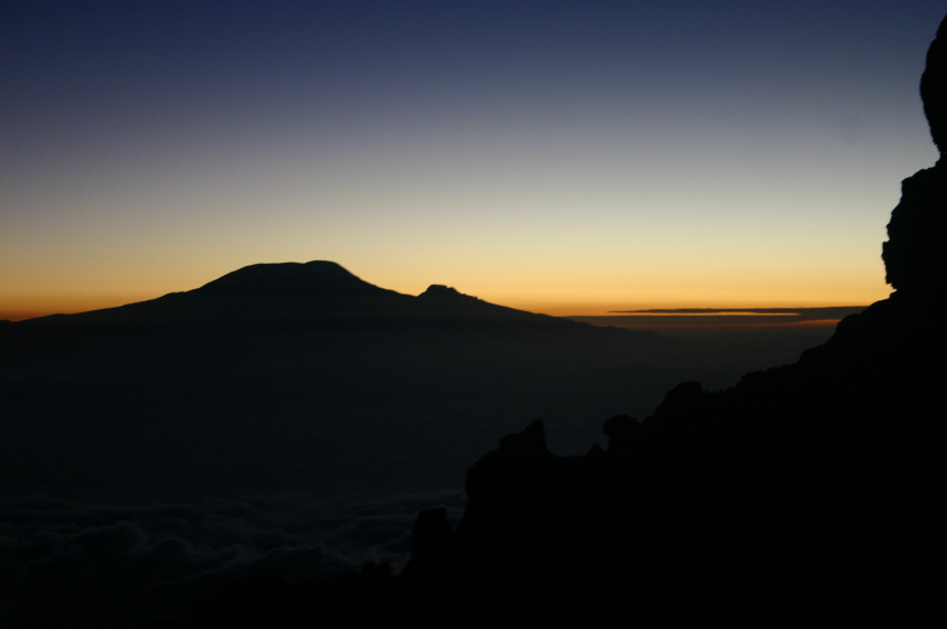 Mt Meru -  - © William Mackesy