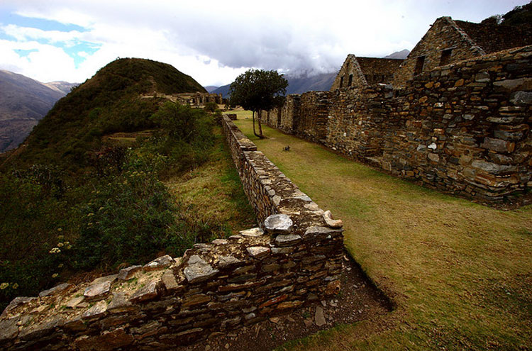 Choquequirao - © From Flickr user Roubicek