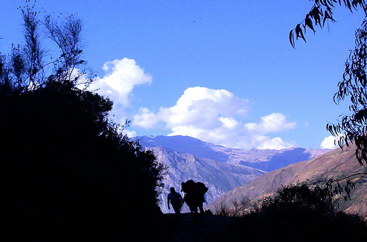 Choquequirao - © From Flickr user Rick McCharles