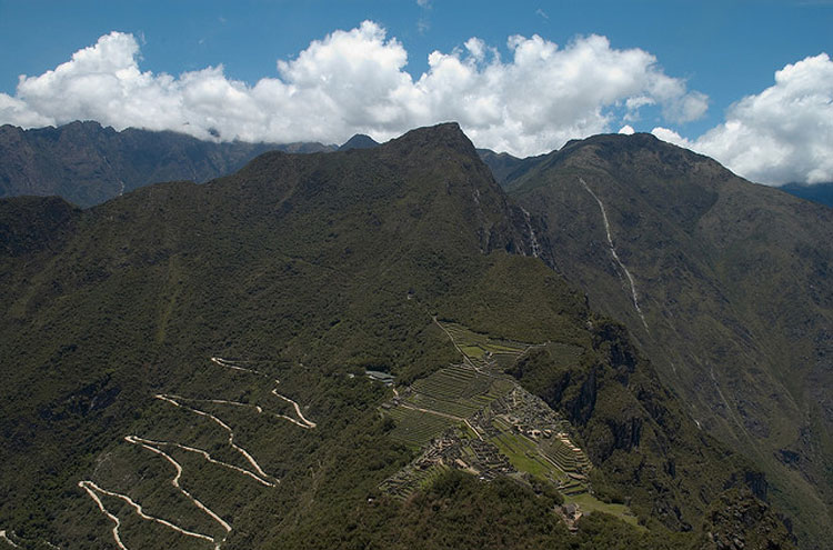 Machu Picchu - © from Flickr user _et