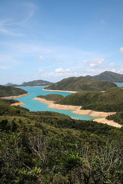 Maclehose Trail - © Copyright Flickr User Ching Lau